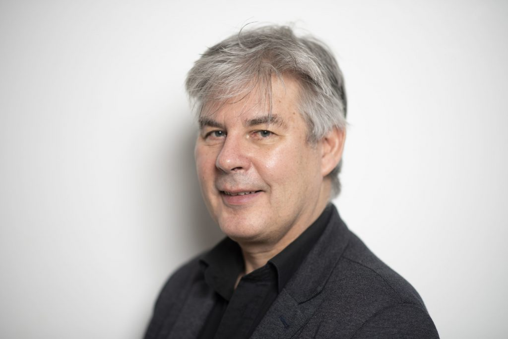 Portret van Drs. Ronald Smallenburg